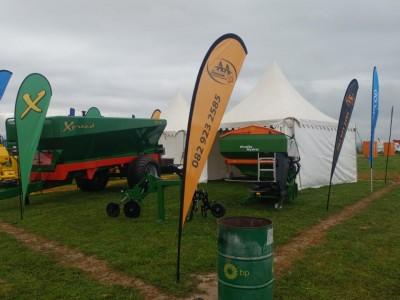 Xfarm by die 2018 Swartlandskou in Moorreesburg
